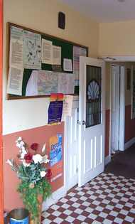 An Stór - the hall - Midleton Tourist Hostel